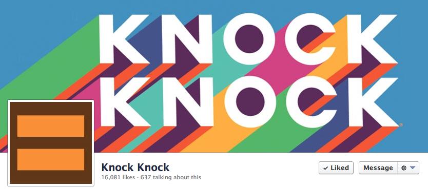 knockknock equality