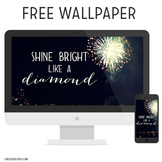July Wallpapers // Linz Loves You
