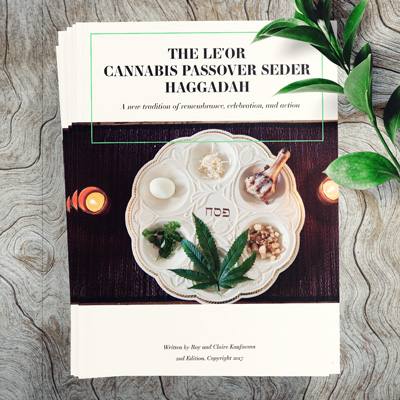 LE'OR Cannabis SEDER DESIGN    Art direction, Design      VIEW PROJECT