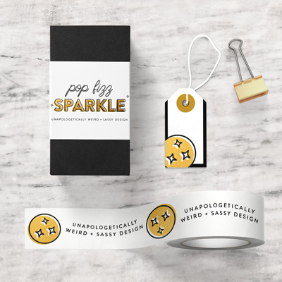 Pop Fizz Sparkle   Branding, Design, Art direction, Illustration   VIEW PROJECT
