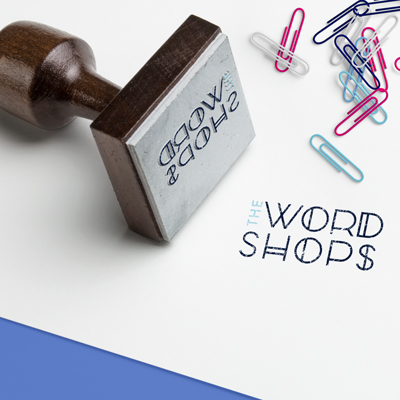 THE Wordshops   Branding, Design, Art Direction   VIEW PROJECT