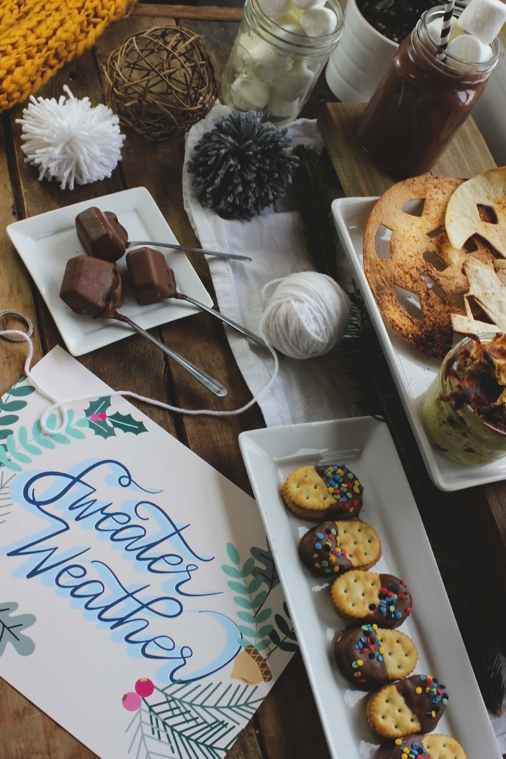 Cannabis + Crafts Styled Shoot with Livvie Smalls | No Fonts Given Co