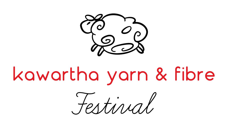 Kawartha Yarn & Fibre Festival