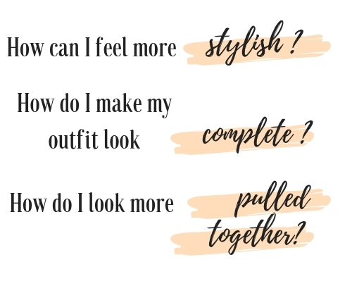 3rd piece rule how to look more stylish