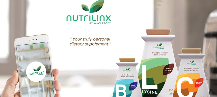 Nutrilinx Dietary Supplement System  Ong Wongnawa