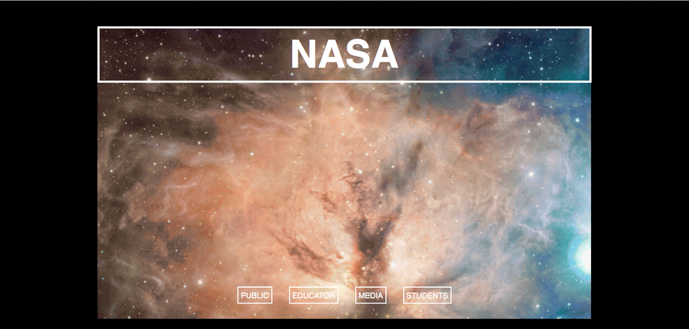 NASA Website  Elaine Chaw