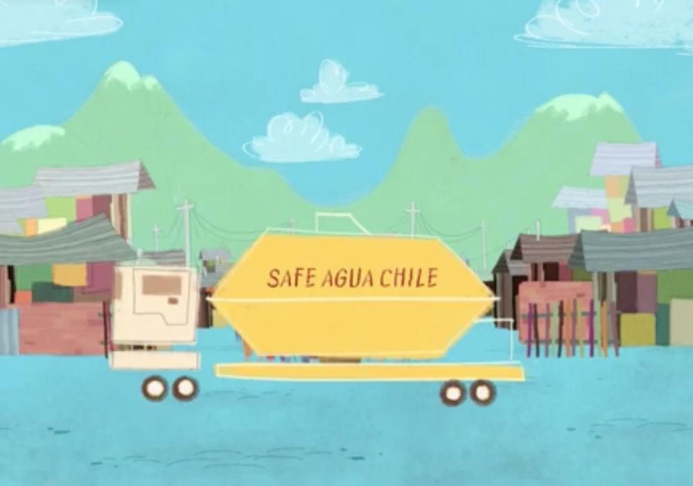 Safe Agua Chile  James Kim, Gürkan Erdenli, Ian Abando, Nadia Tzuo, Jason Yeh, Micael Klok