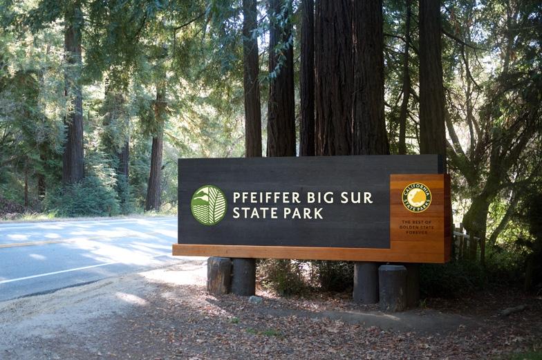 California State Parks–Rebrand  Matt Locascio