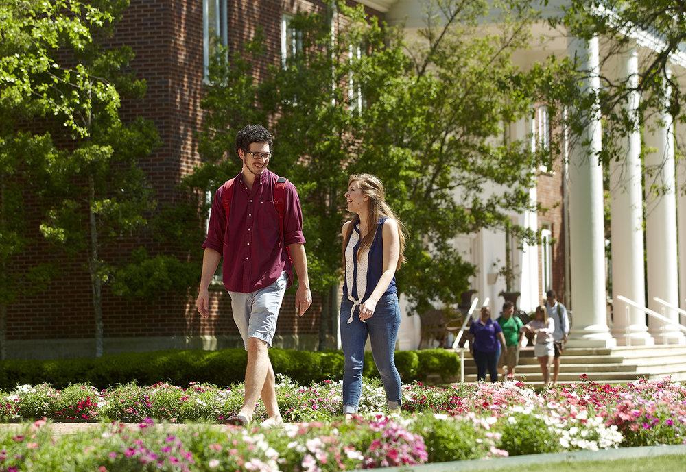 Millsaps College | Jackson | Photo courtesy of Millsaps College