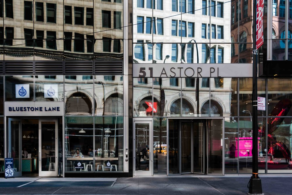 - 51 Astor Place