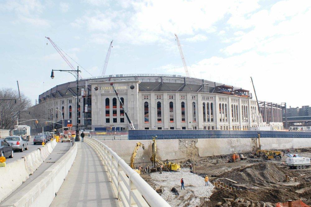 - Yankee Stadium