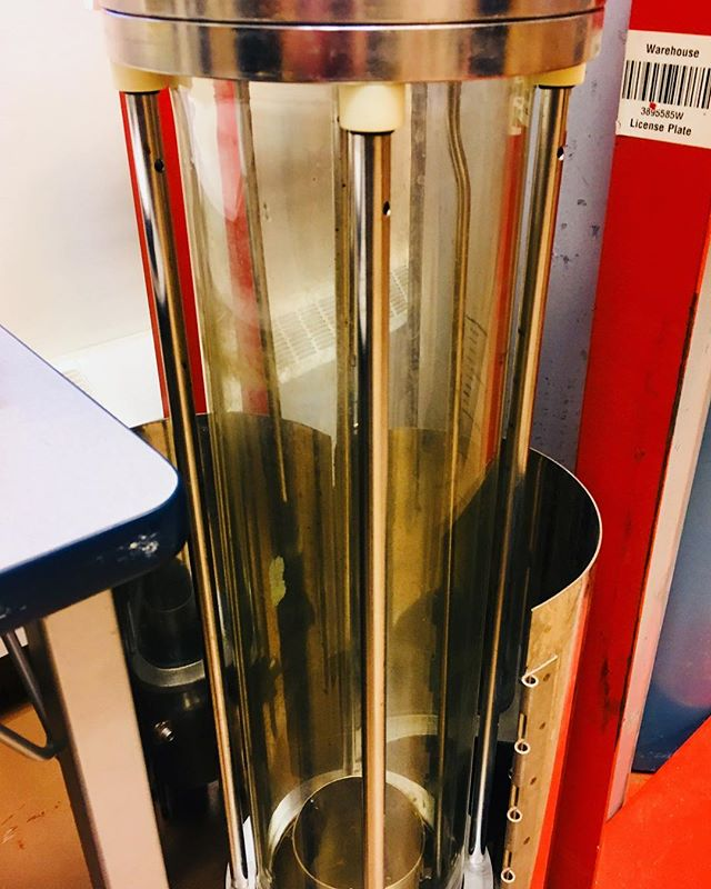 Latest addition to the lab 🔬 #bioreactor #vessel #fermentor #cauldron #alfalaval