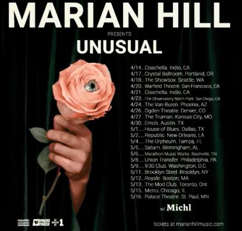 MarianHillUnusual
