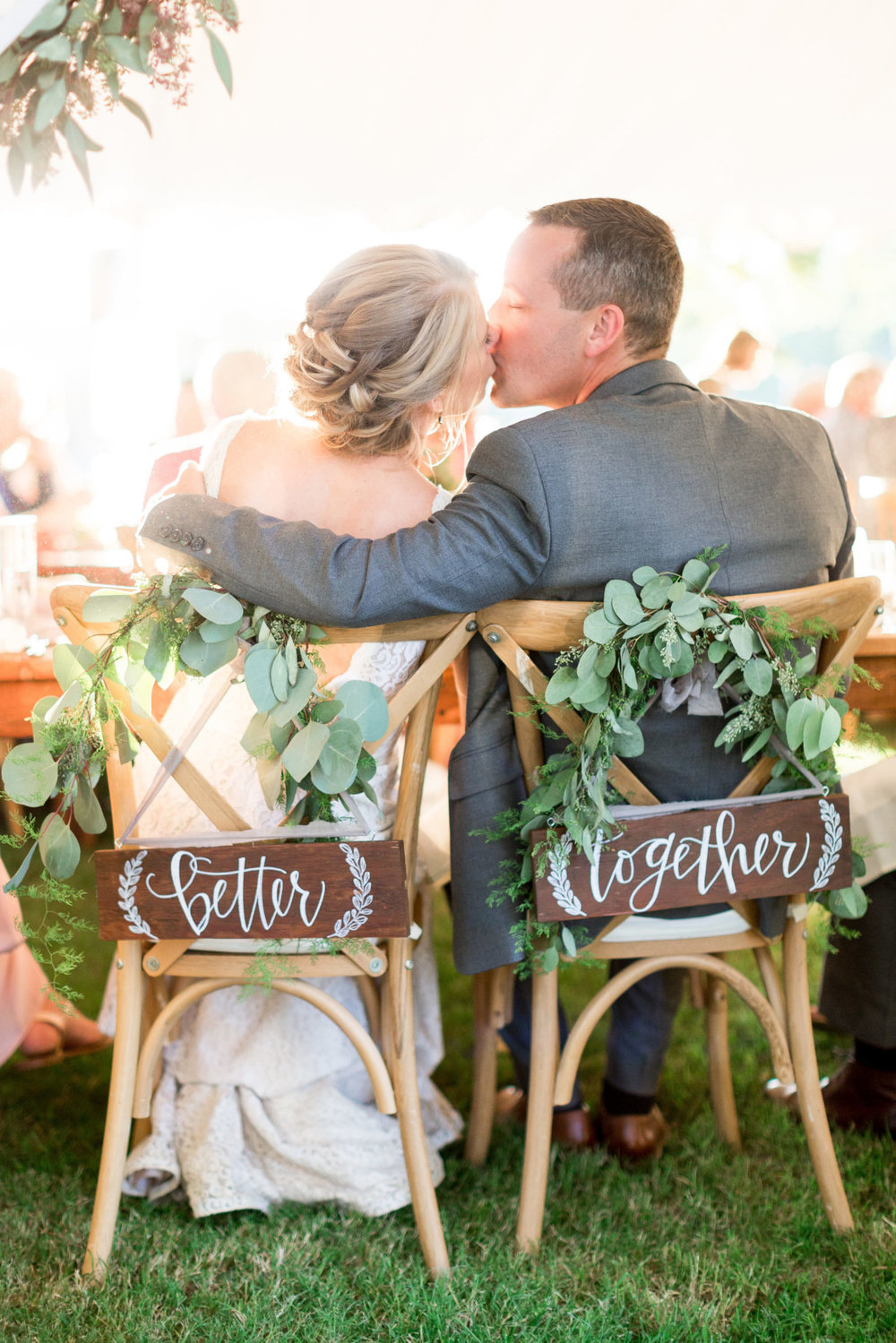 patrick ranch chico venue wedding beautiful details mr and mrs signs