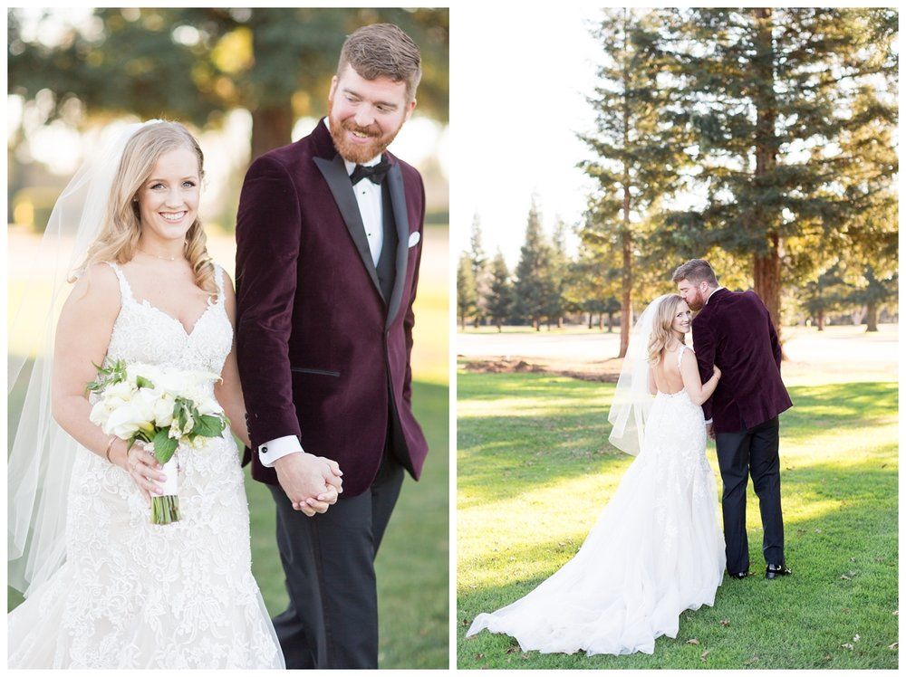 Butte Creek Country club wedding photos