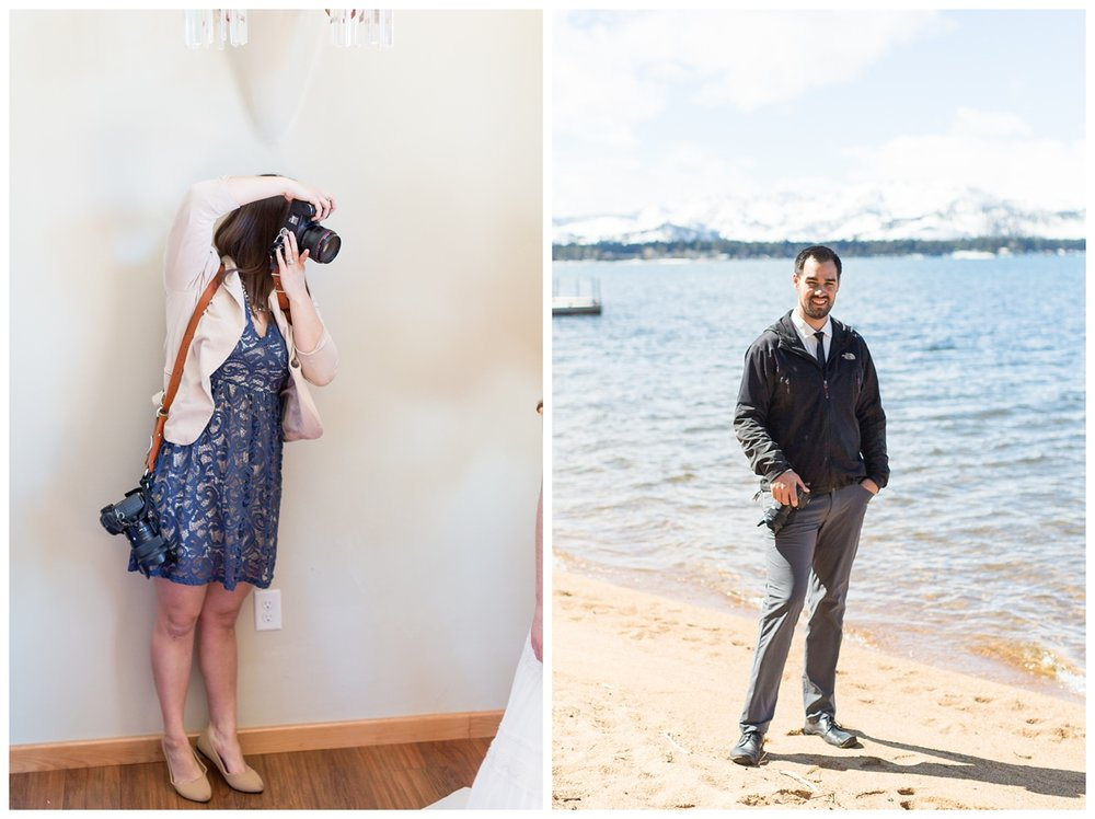 wedding photographers travel to Tahoe for a summer wedding at Edgewood Lake Tahoe