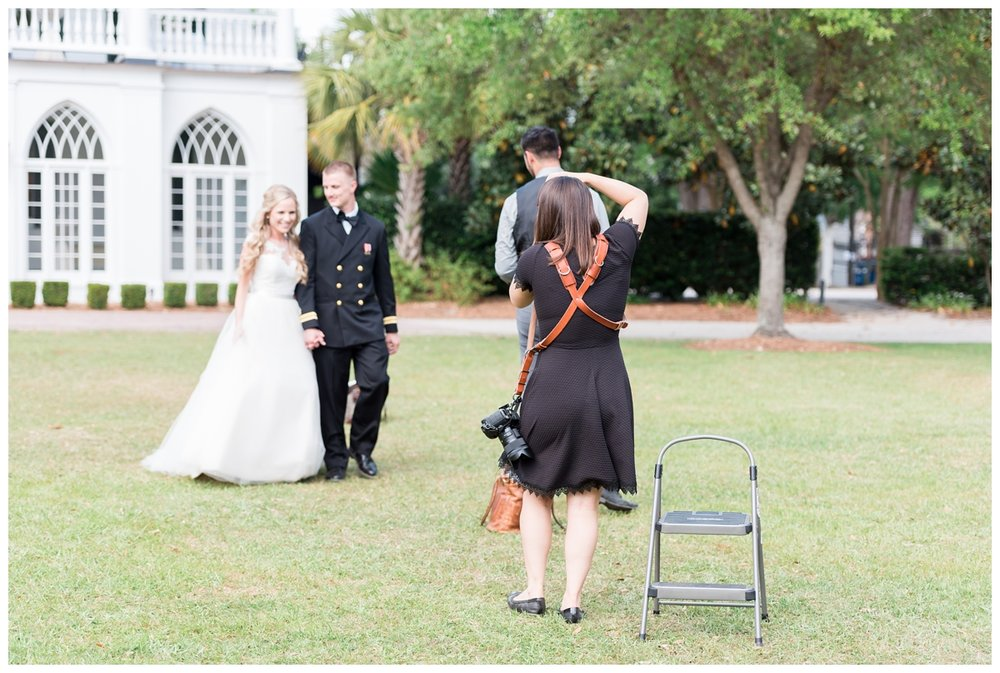 Destination Lowdes Grove Plantation Charleston wedding photographers