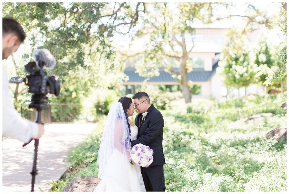 Lakeside Pavilion wedding videographers