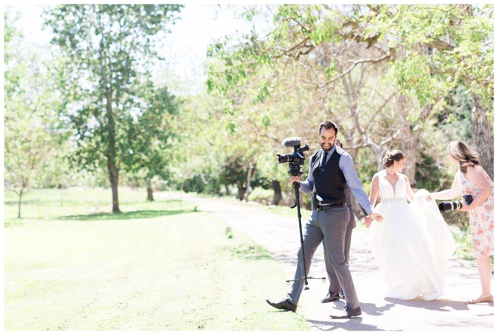 Viaggio Wedding photographers take romantic bride and groom photos