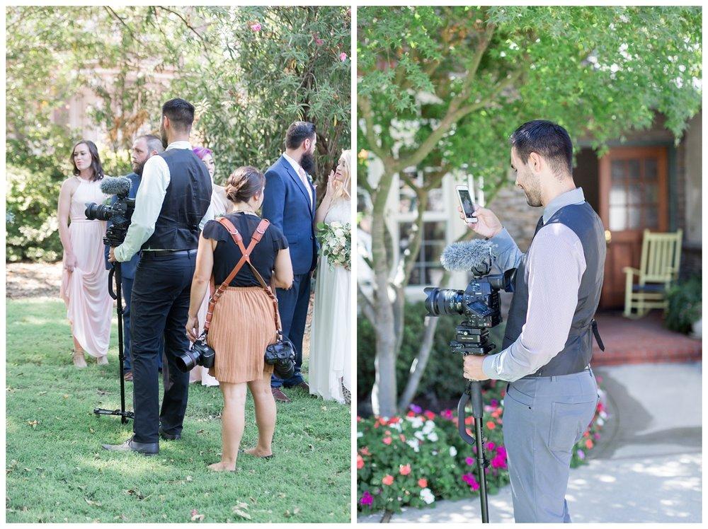 husband and wife wedding photographers