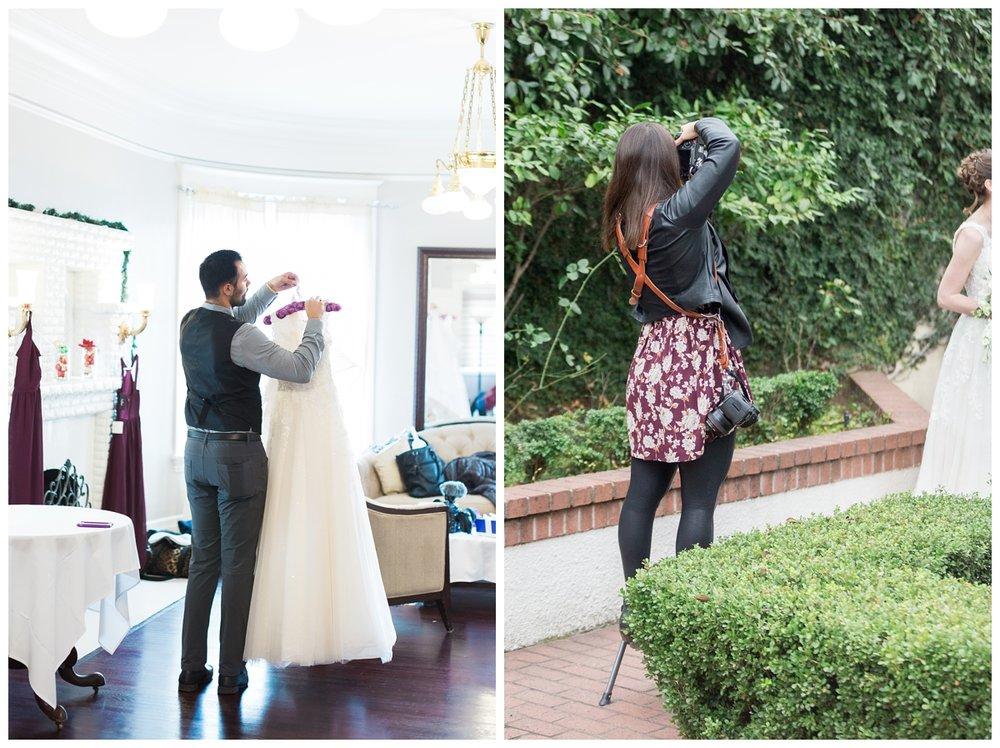 Vizcaya Sacramento wedding videographers and fine art film photographers