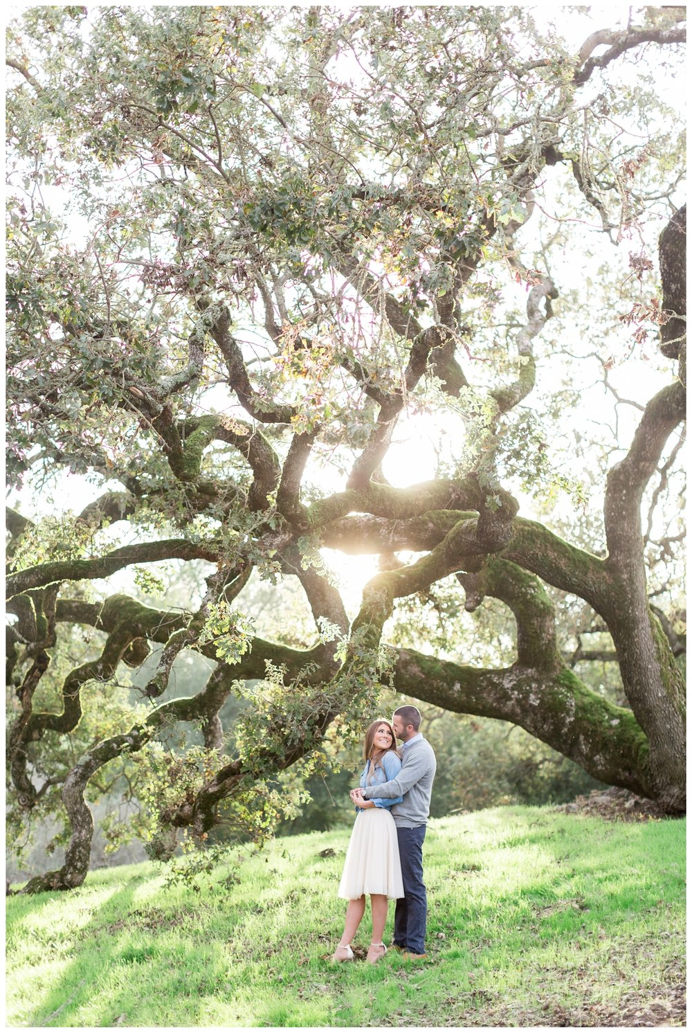 Crane Creek Park engagement photographer in Sonoma County