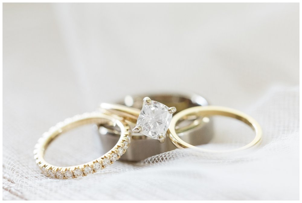 beautiful engagement ring set