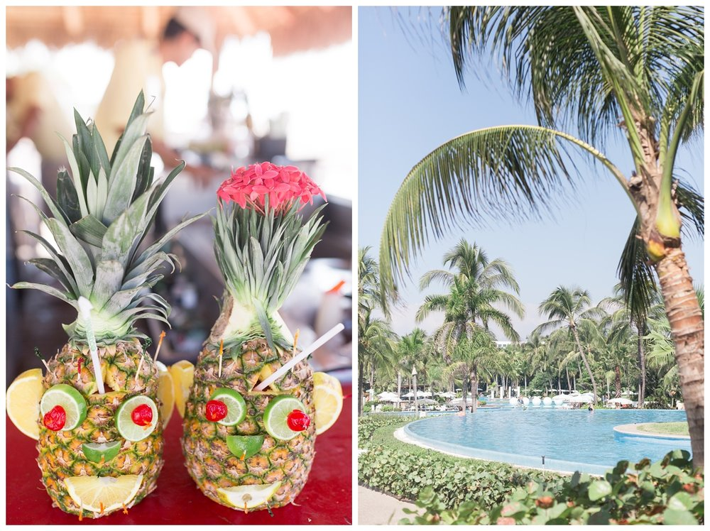 California destination wedding photographer travels to Mexico for a wedding in Puerta Vallarta