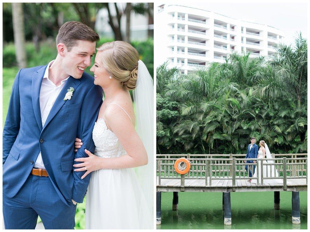 California destination wedding photographer travels to Puerto Vallarta for a wedding at the Vidanta Resort