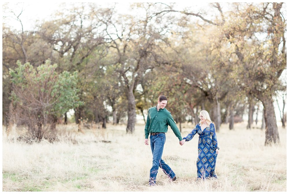Bidwell Park engagement photos with Ryan and Caitlin