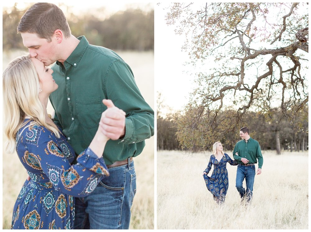 creative engagement photos taken by a destination wedding photographer located in Chico California