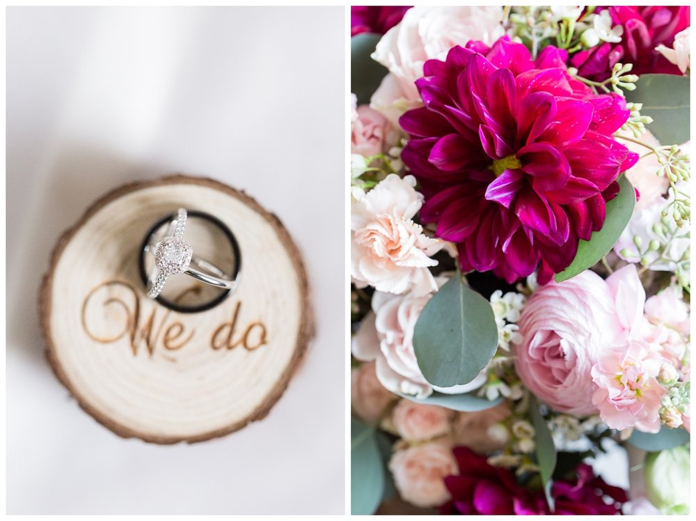 beautiful bridal details photographed in Northern California on a Fall afternoon