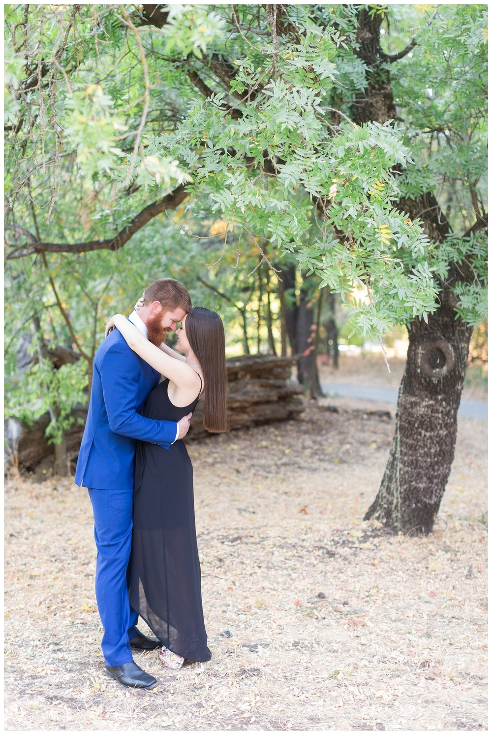 Chico engagement photography in Northern California during Fall