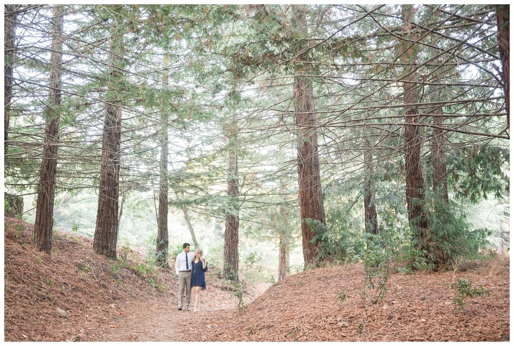 Castro valley engagement photographer travels to San Francisco for a photo session