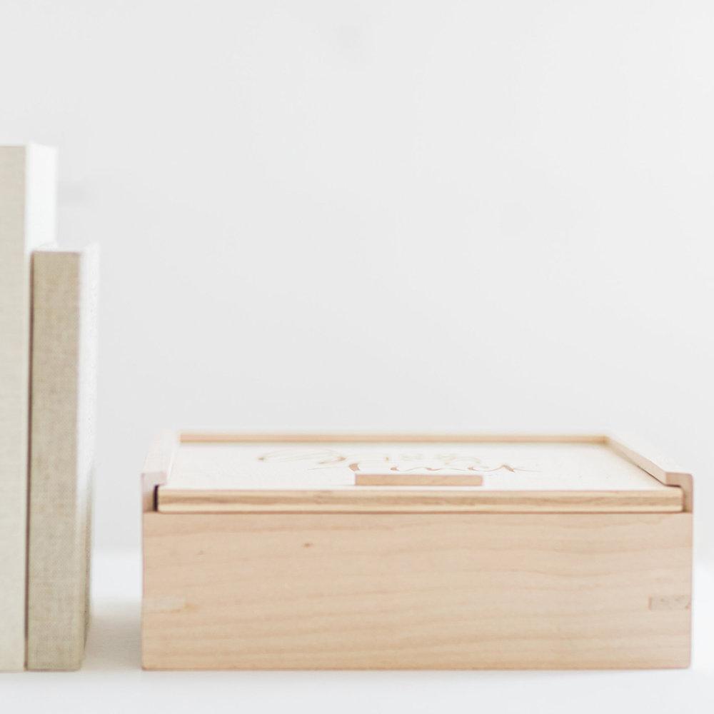 Engraved Heirloom Box $197