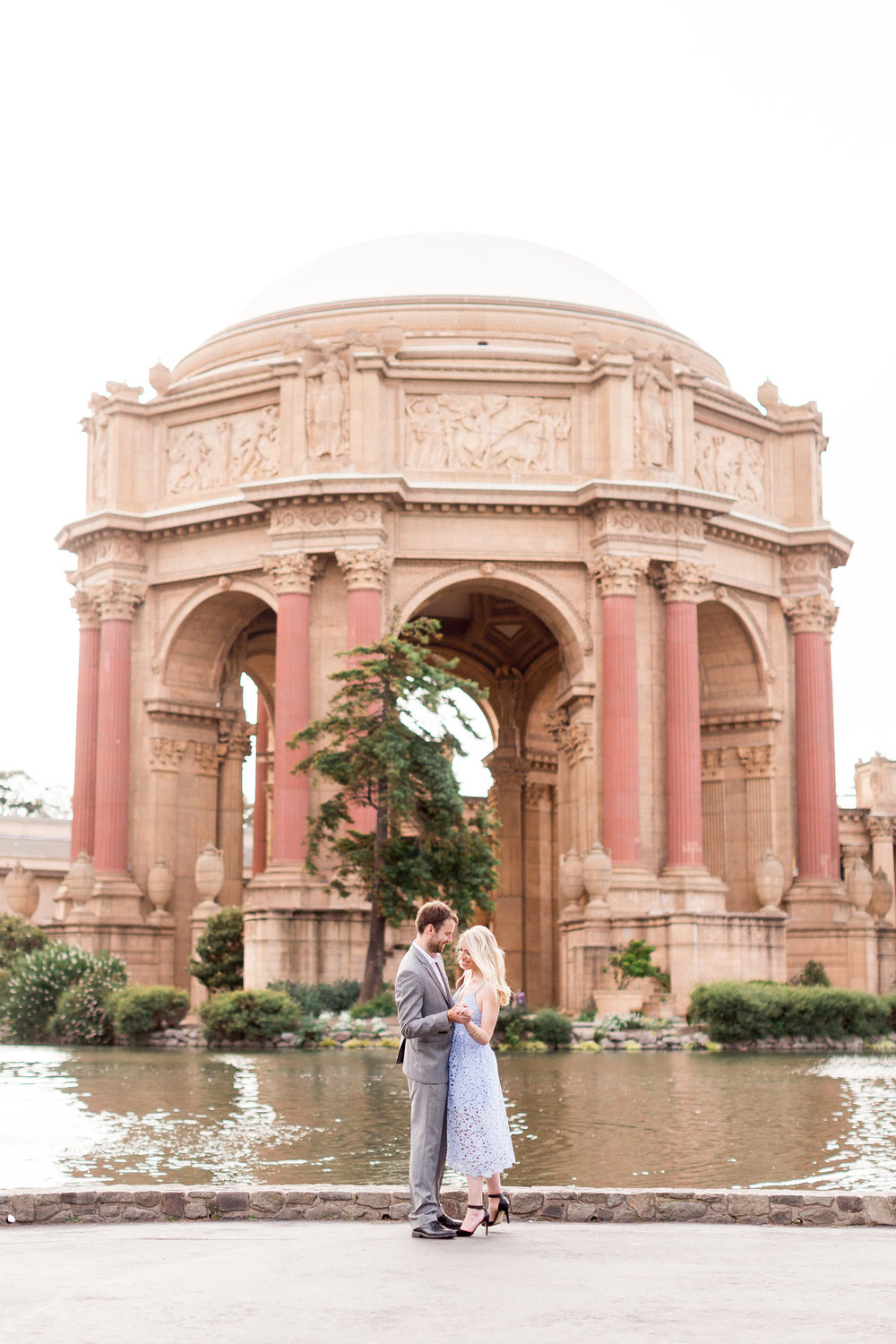 Best Engagement Photo Locations In San Francisco Bay Area