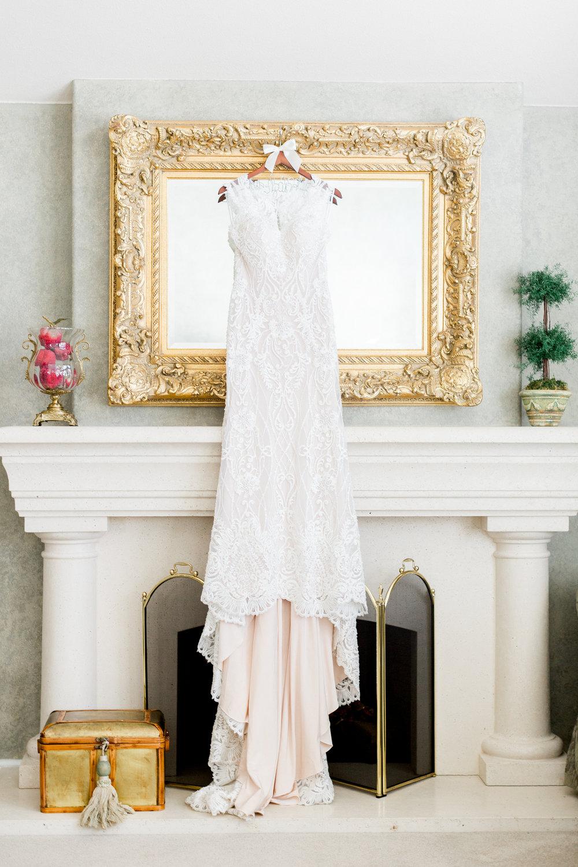 designer-wedding-gown-hung-in-luxury-bridal-suite-san-franciscojpg