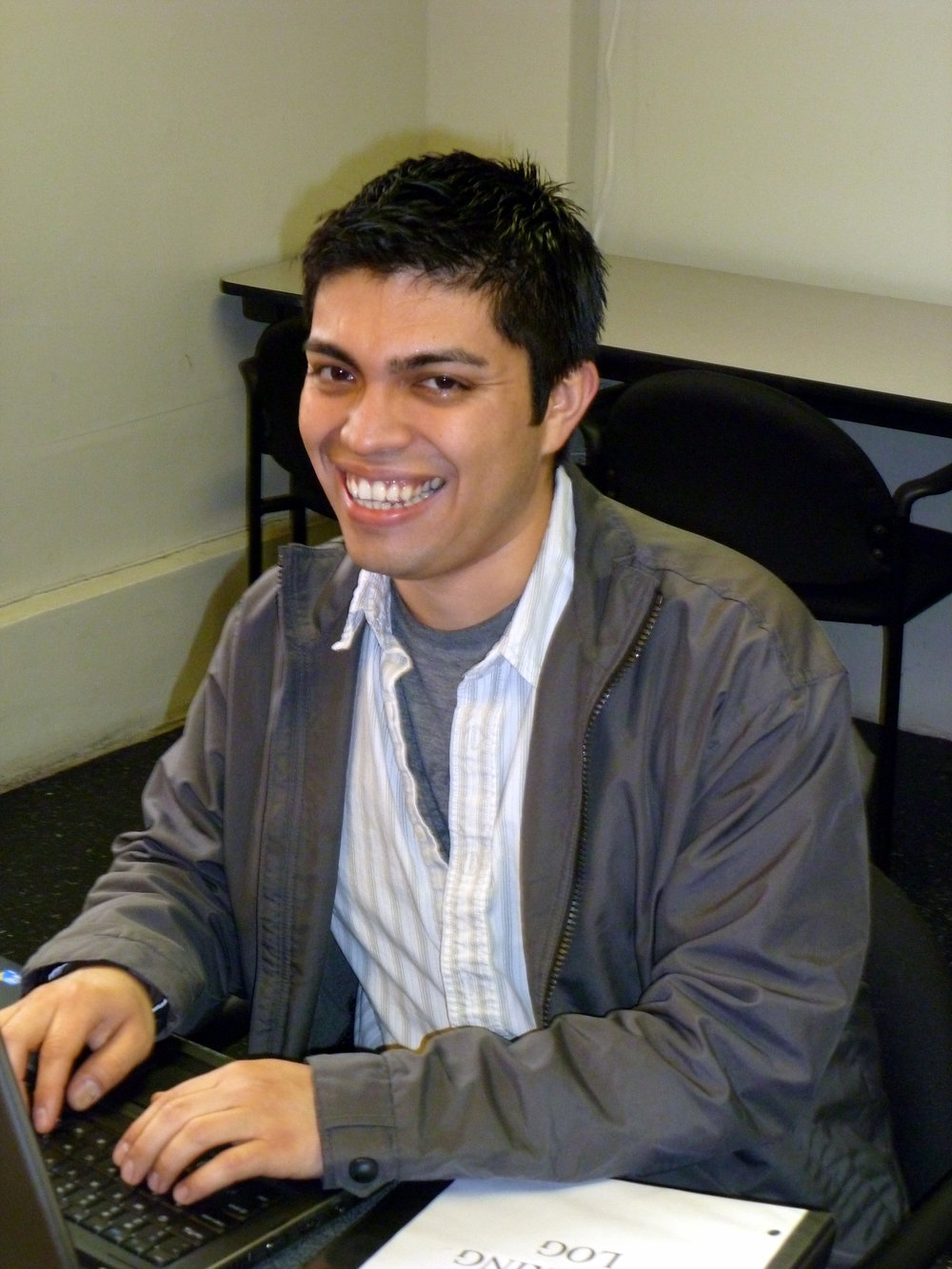 Ray Mata - Research Coordinator