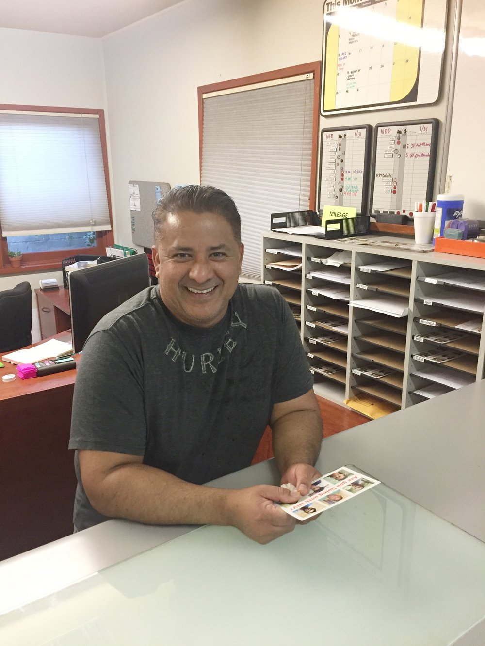 Fernando Gutierrez - Lead HIV Outreach Educator