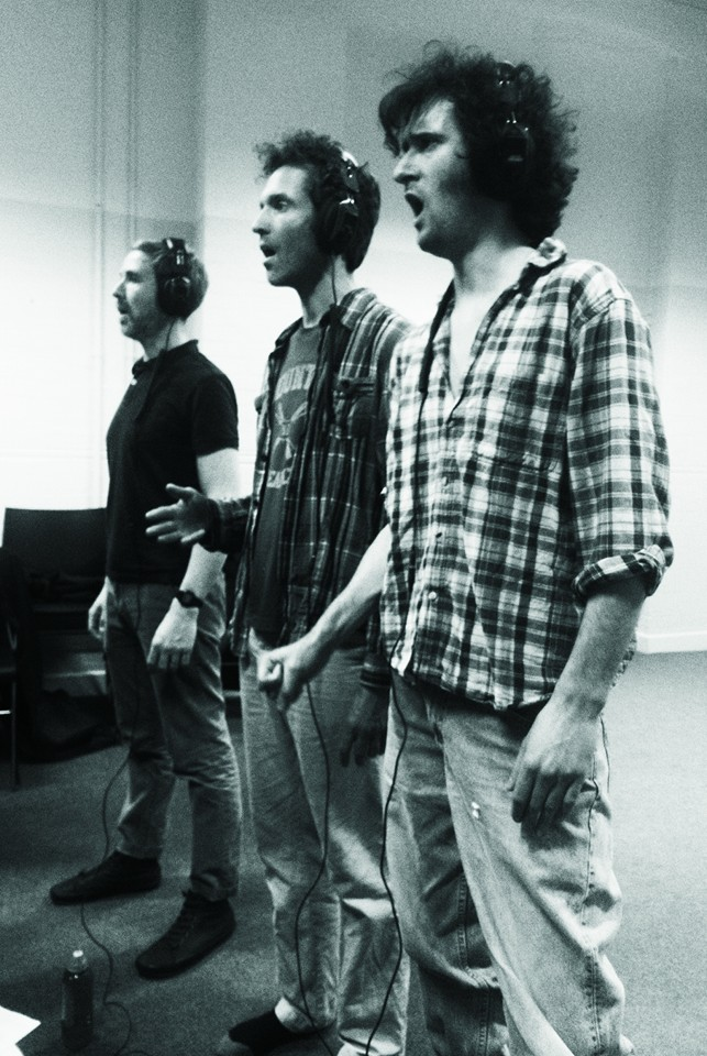 Trio of chaps