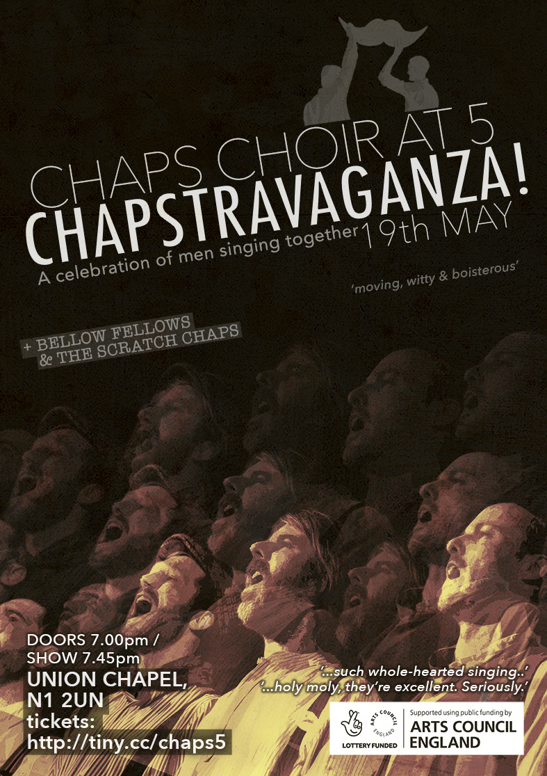 Chapstravaganza poster