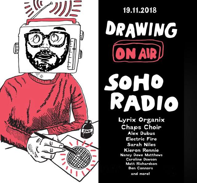 SOHO RADIO - Chaps Choir interview