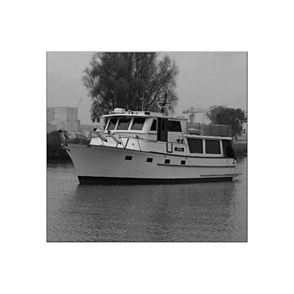 "Tayana 42 Pilothouse Trawler ""Western Star"""