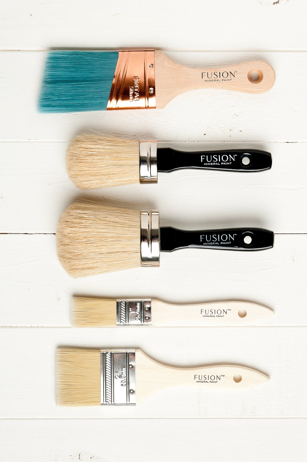 Fusion Mineral Brushes at House of Hope
