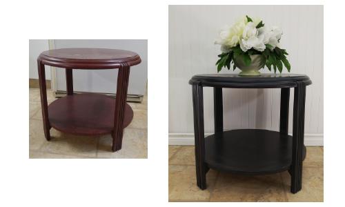 House of Hope Furniture Refinishing Vanderhoof small table