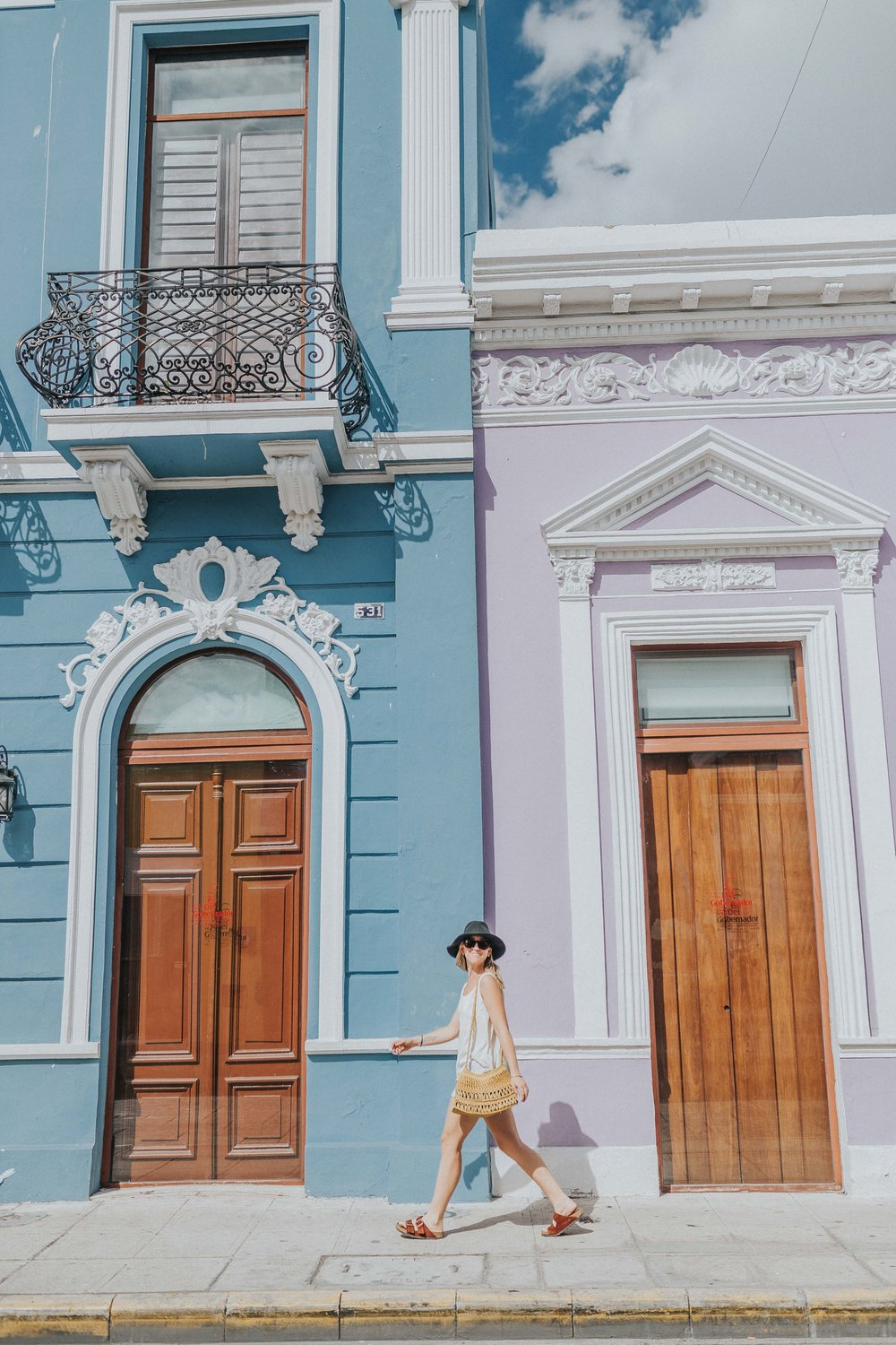 Colorful Streets of Merida