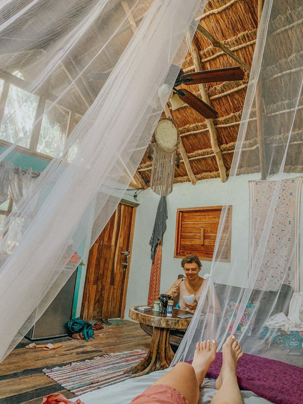 Our Casita in Tulum