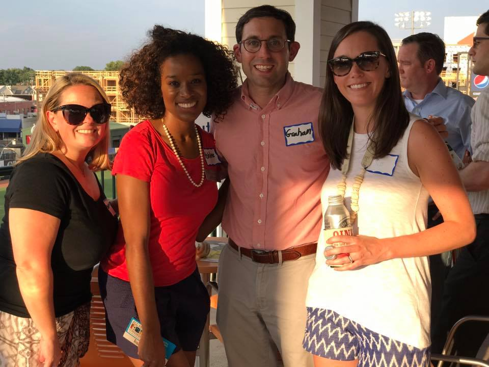 Get Involved - Young people in the Greensboro area get together for networking and socializing and to make an importance difference in their community. Join the Future Fund for $125 per year or $1250 for a lifetime membership