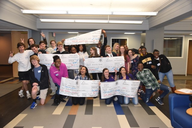 How can teens get involved? - TCG is made up of 25-30 high school students who apply to serve on the Council. TGC is accepting applications to receive funds (aka money) for projects that address harassment and discrimination, food insecurity, mental health, or the lack of school resources. Applications are due by January 31st at 5:00 pm.