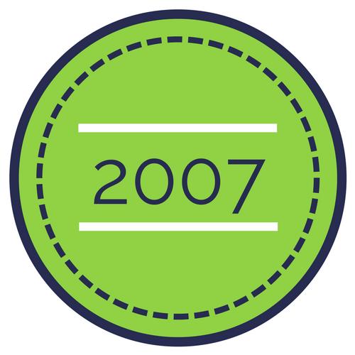 2007 Badge